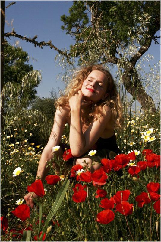 Selbstportrait Home Page Sonja Mehner