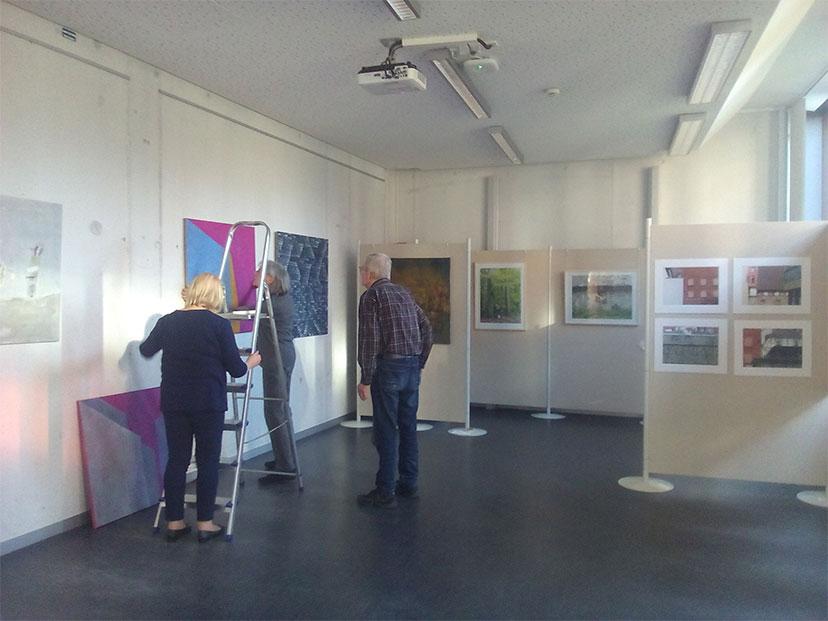 Fotoausstellung der Fotokünstlerin Sonja Mehner in Göttingen