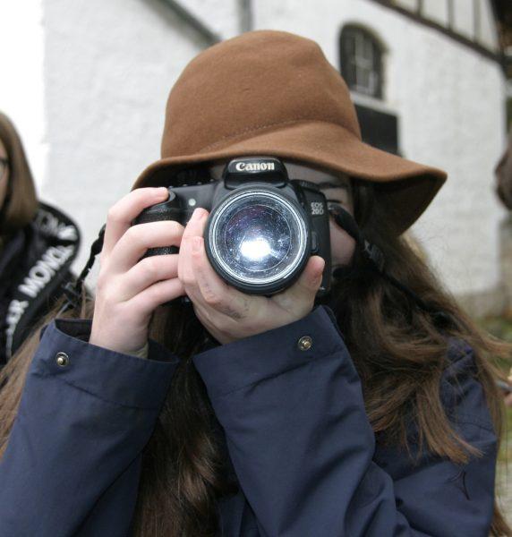 Fotoworkshop mit Jugendlichen in Göttingen